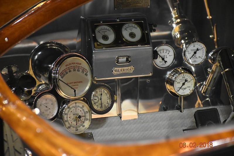 1914 Rolls Royce Silver Ghost