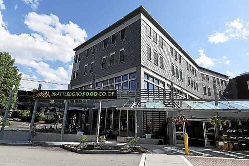 The Brattleboro Food Co-op / Windham & Windsor Housing Trust building has received its second national award for design