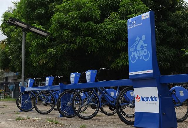 08.03.18 Manobike ganha novas estações de bicicletas compartilhadas