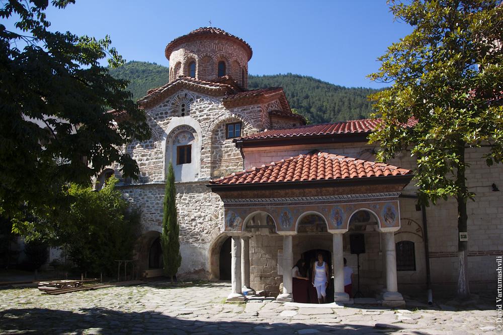 Болгария, Бачковский монастырь