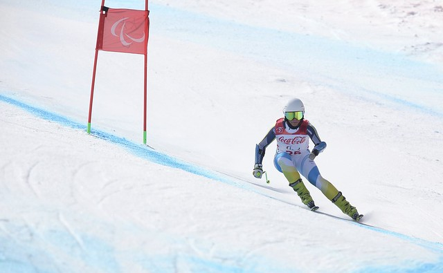 Paralympics 2018 Alpine Skiing