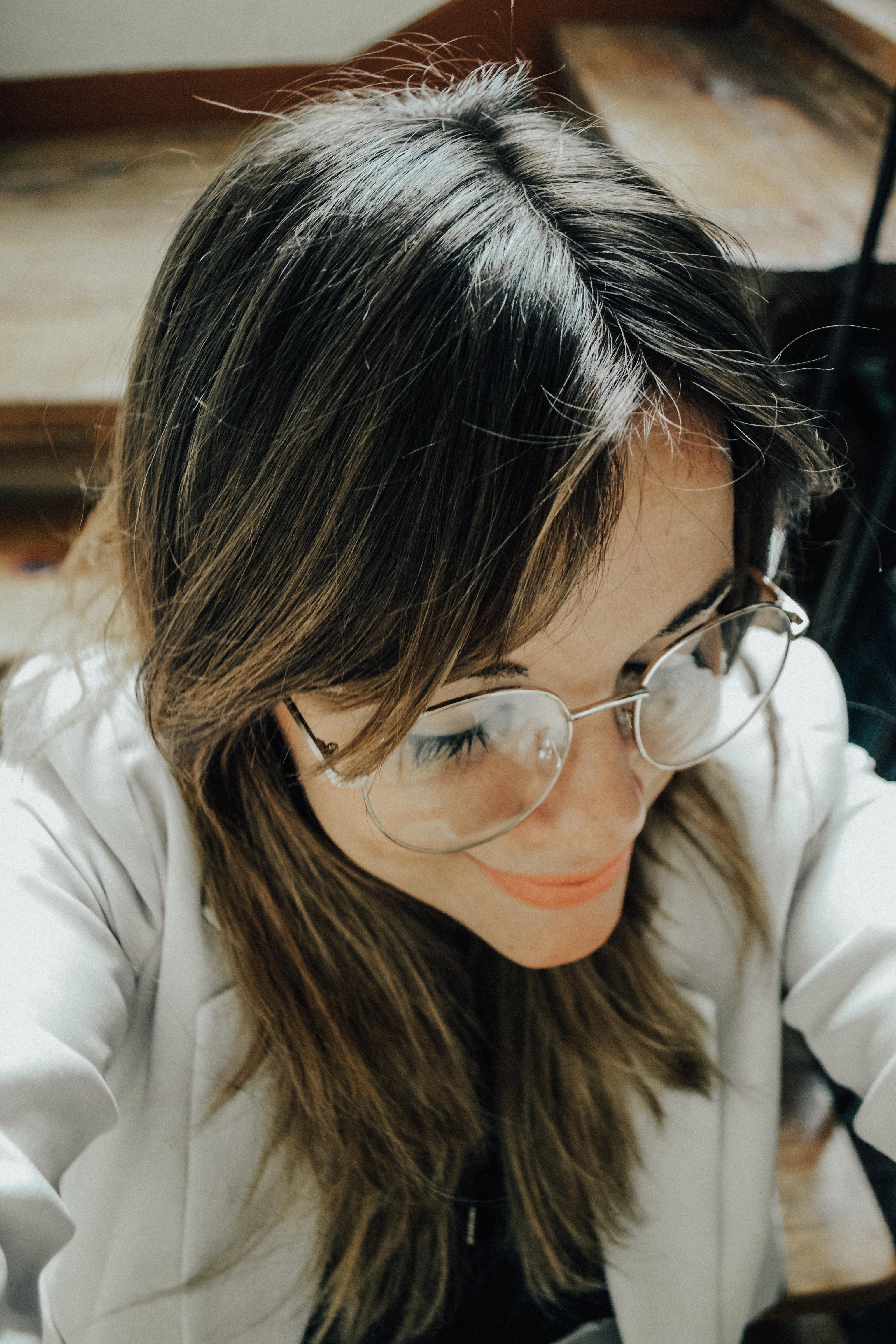 gafas nerd