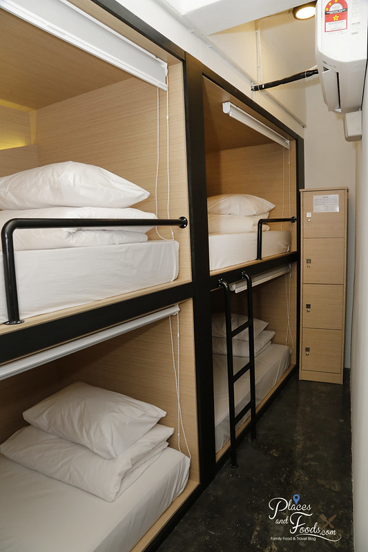 comfort cabin four bed bunker