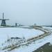 winter in Kinderdijk by Just me, Aline