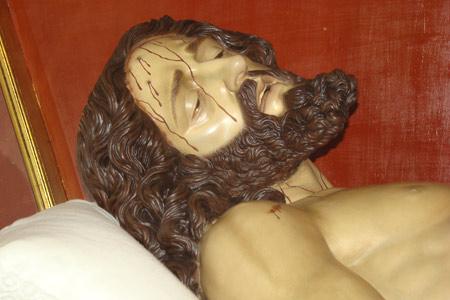 Antigua Hermandad y Archicofradia de la Santa Vera-Cruz, Santo Entierro de Cristo, Nuestro Padre Jesús Atado a la Columna y Nuestra Señora de los Dolores.