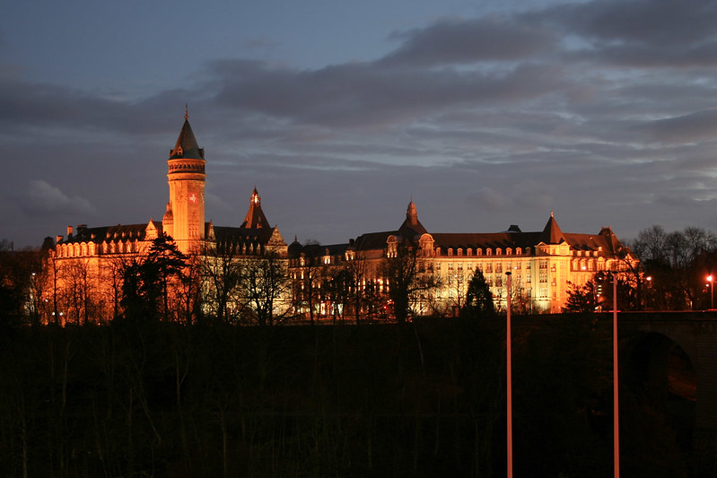 Luxembourg 2008