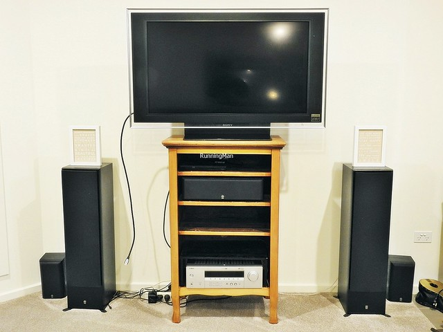 Country Hideaway 10 - Entertainment System