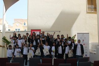 Ajyal International School visit at AF Abu Dhabi