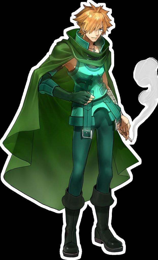 Fate_Extella_Link_Servant_Robin_Hood_01