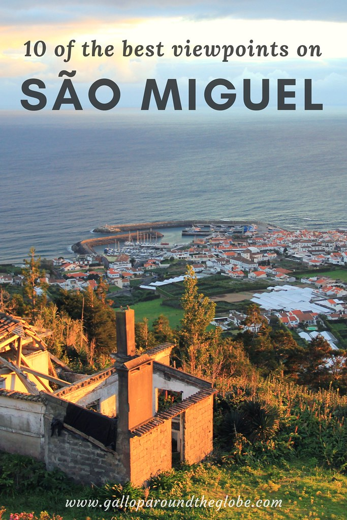 10 of the best viewpoints on Sao Migueljpg