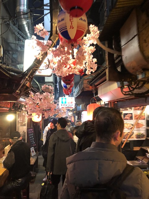 Strolling down Memory Lane in Shinjuku