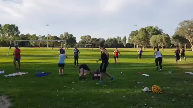 Pre training