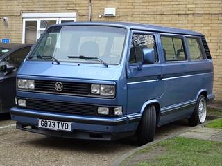 1990 Volkswagen Transporter