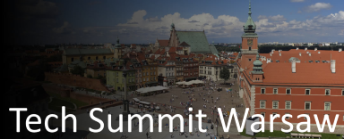 Tech Summit Warsaw, Warsaw Poland