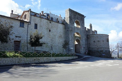 Todi, Umbria, Italy