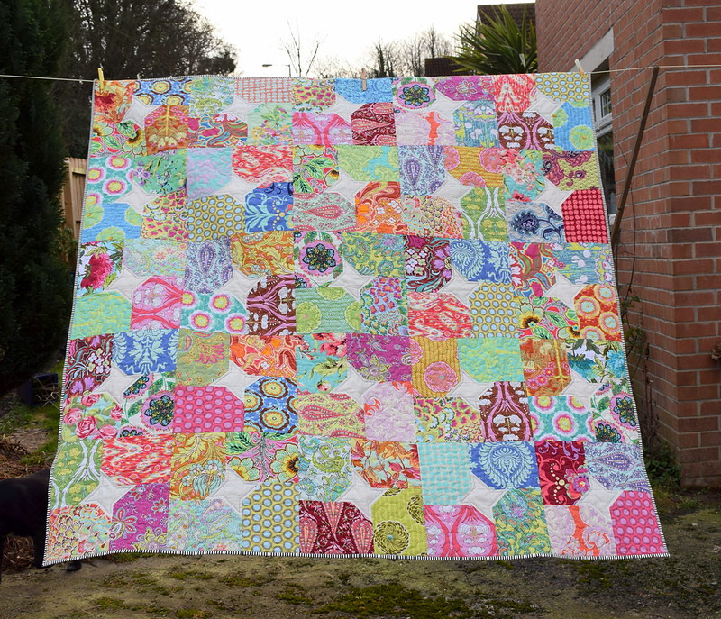 Heather's Quilt Feb'18