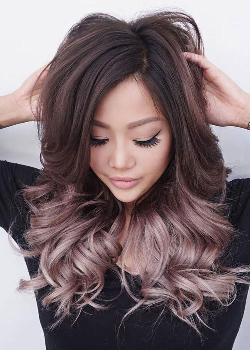 Ombre Hairstyles Blonde Red Black And Brown Hair 2018 Styles Art