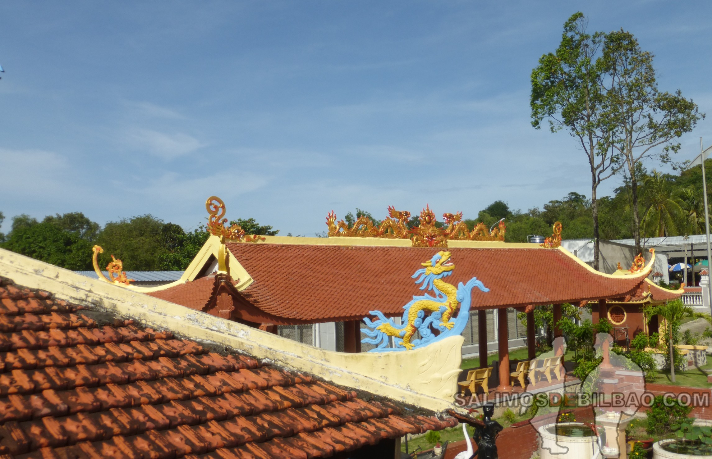 0132. Pagoda Dinh Nguyen Trung Truc, Noreste de Phu Quoc