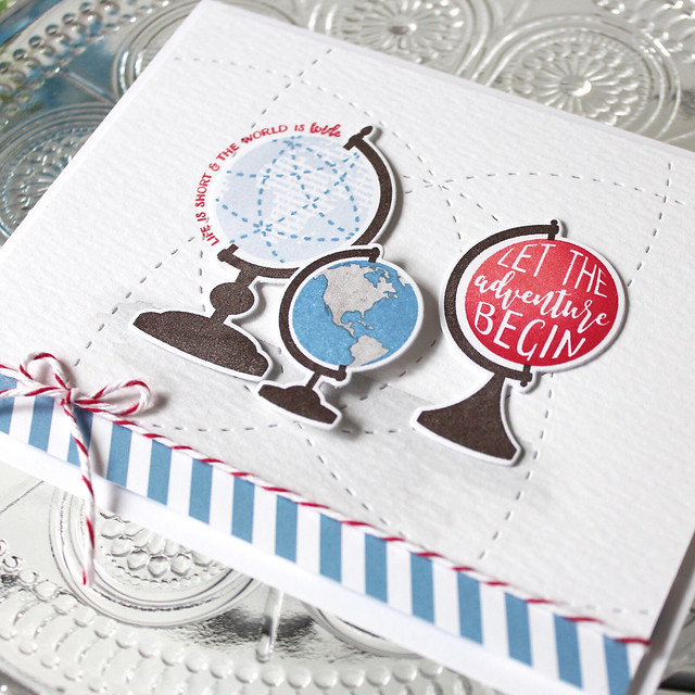 LizzieJones_PapertreyInk_March2018_Glorious Globes_Let_The_Adventure_Begin_Card_2