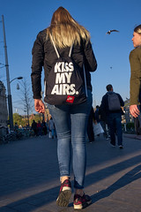 Kiss My Airs, Amsterdam 2017