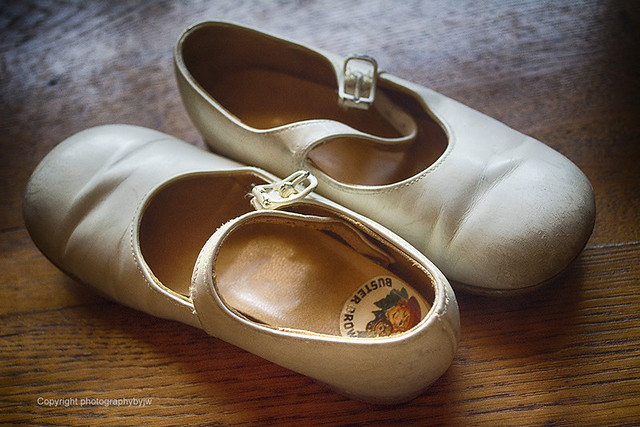 Vintage Buster Brown Mary Janes