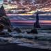 Der Strand von Vik by ellen-ow