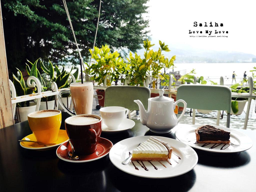 淡水老街景觀餐廳Pescador Cafe 漁夫先生 (16)