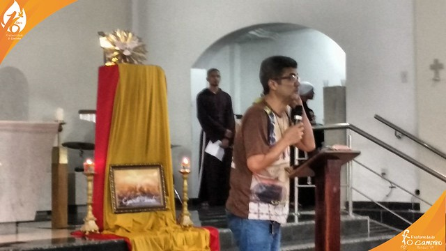Encontro Fraternal e Abertura do Ano do Espírito e do Laicato em Manaus/AM