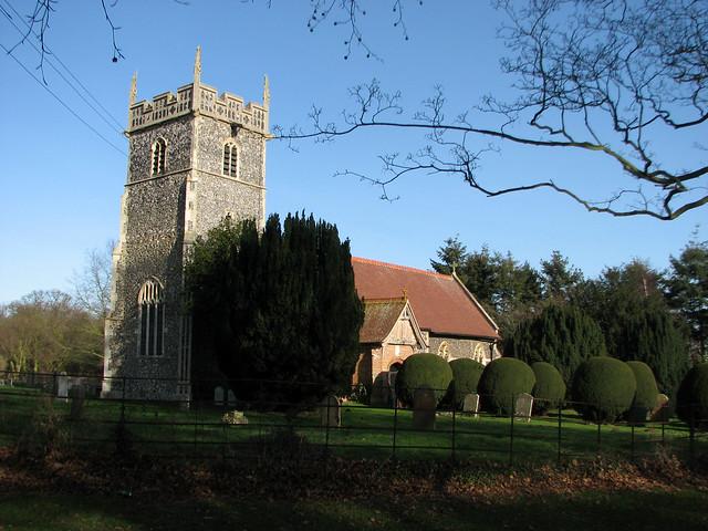 Woolverstone Church
