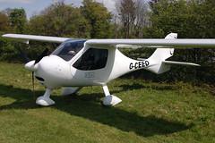 G-CEED ICP MXP-740 [BMAA HB 500] Popham 020509