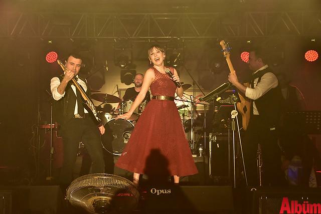 Funda Arar Malatya konseri