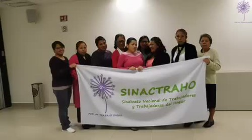 Mexico: SINACTRAHO for March 8