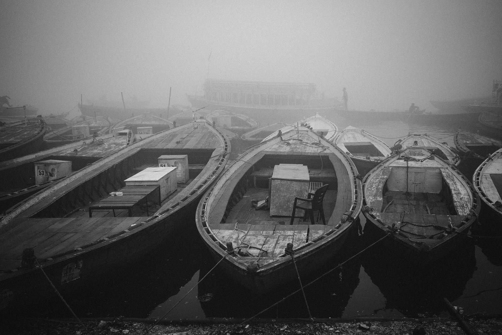 Ganges Fog, Fujifilm X-T2, XF23mmF1.4 R