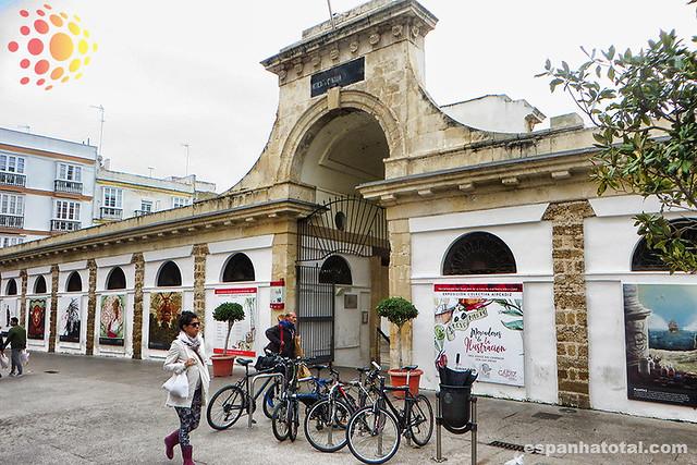 o que fazer em Cádiz: Mercado Central