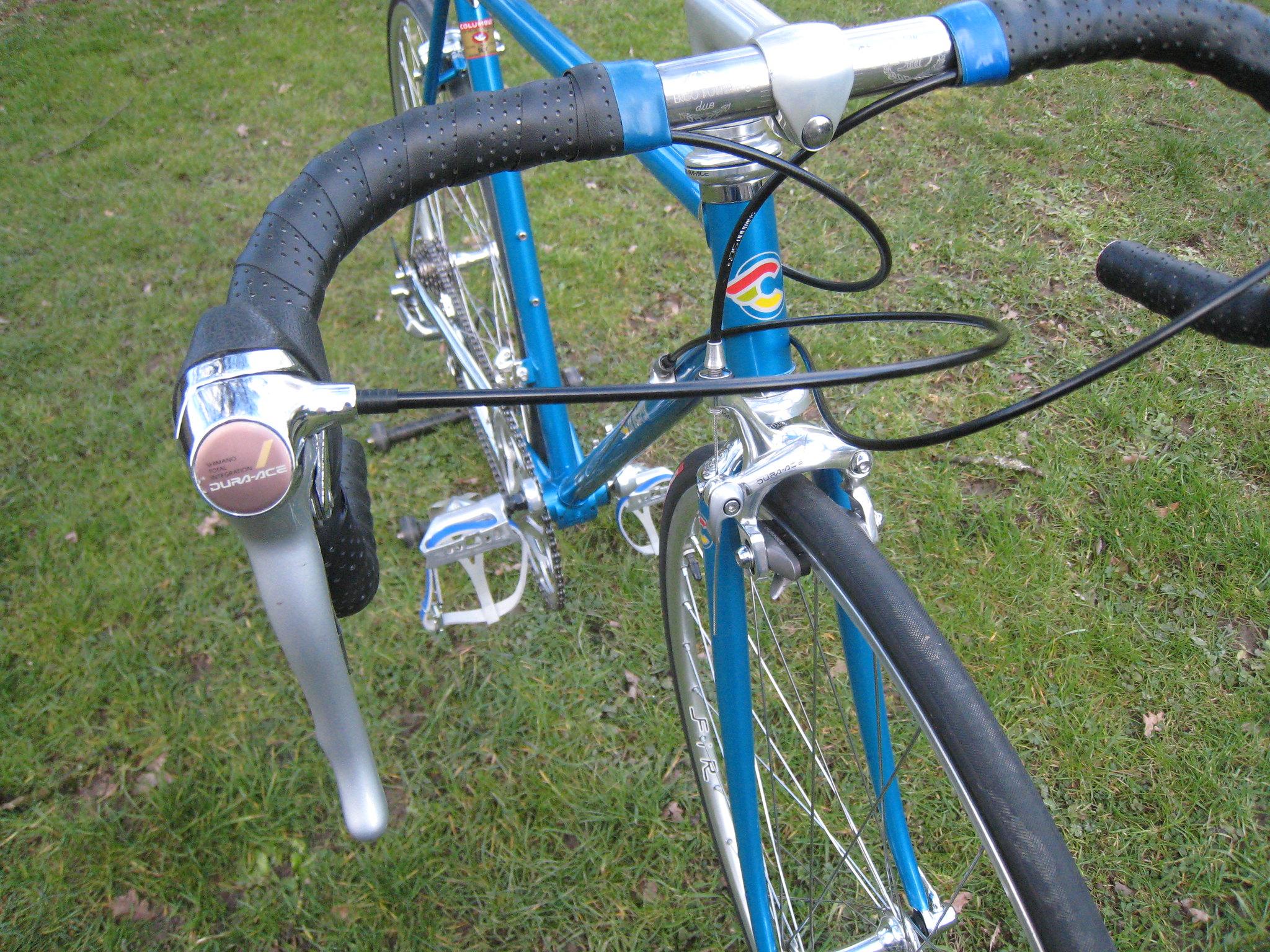 Cinelli Super Corsa. Une semaine un vélo. 40765377562_f080b7a1eb_k