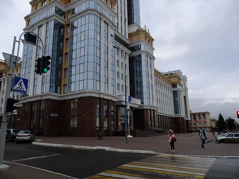 Саранск. Еще одна бывшая империя