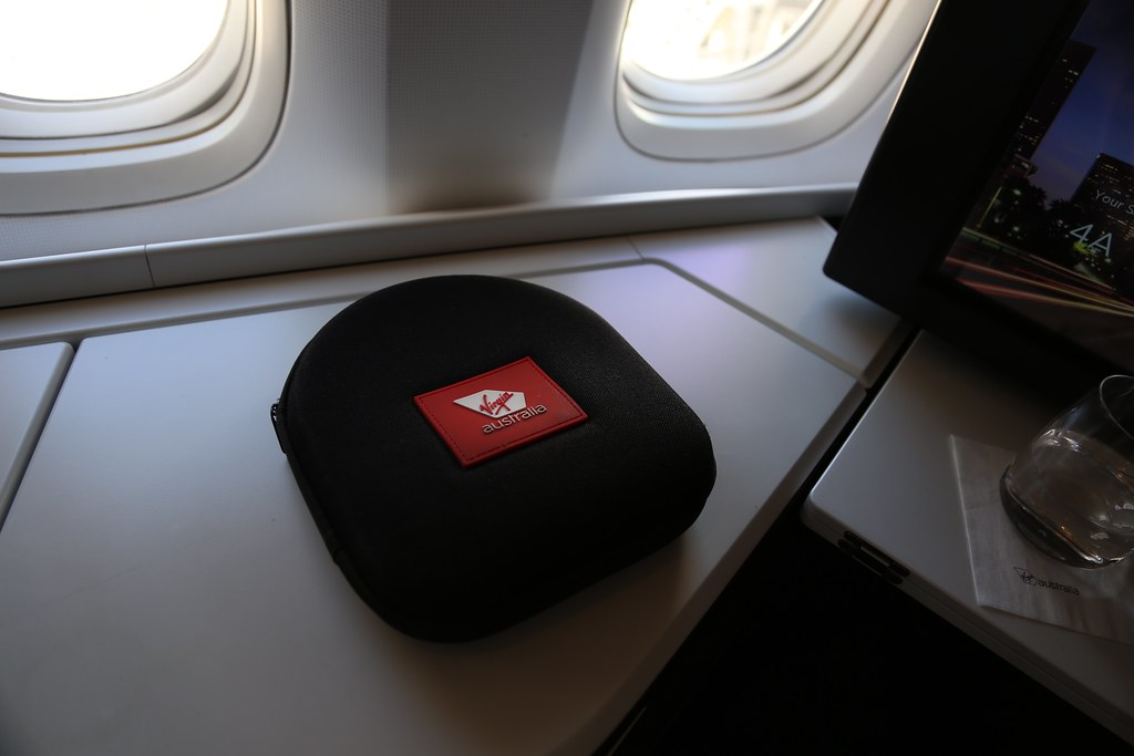 Virgin Australia business class 44