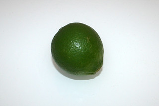 16 - Zutat Limette / Ingredient lime
