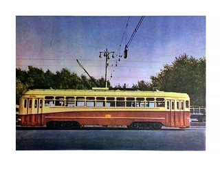 39 Трамвай