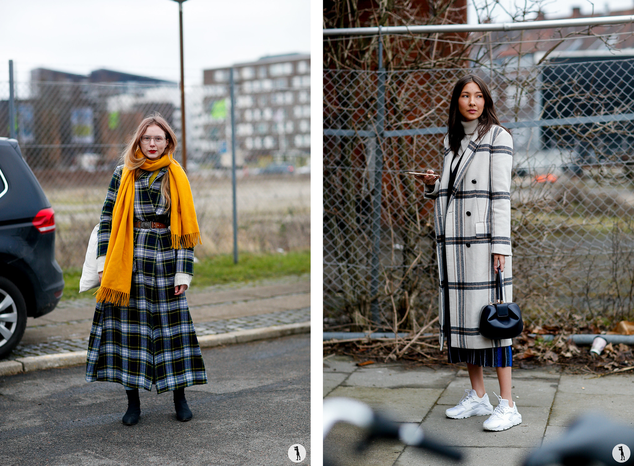 Street style - Copenhagen Fashion Week Fall-Winter 2018-2019