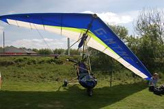 G-MTME Solar Wings Pegasus [SW-WA-1221] Popham 020509