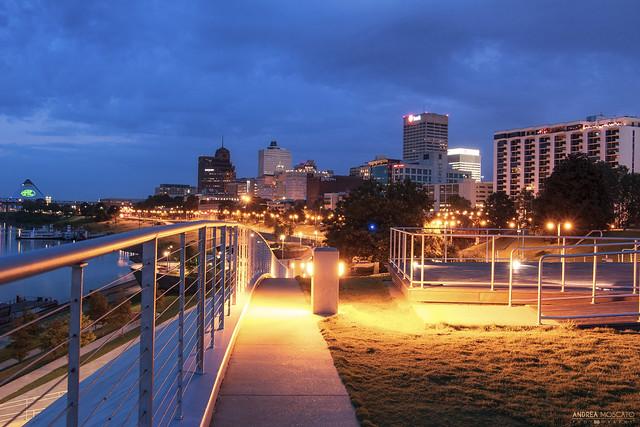 Tom Lee Park - Memphis (Tennessee)