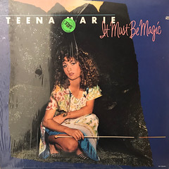 TEENA MARIE:IT MUST BE MAGIC(JACKET A)
