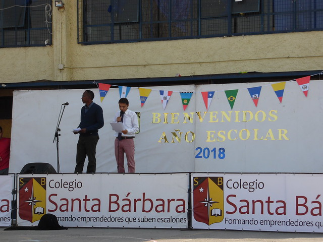 Inauguración Año Escolar 2018