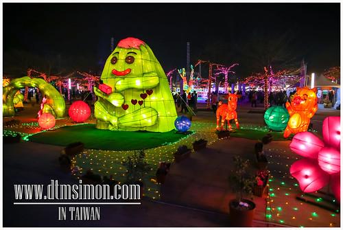 2018台灣燈會底嘉