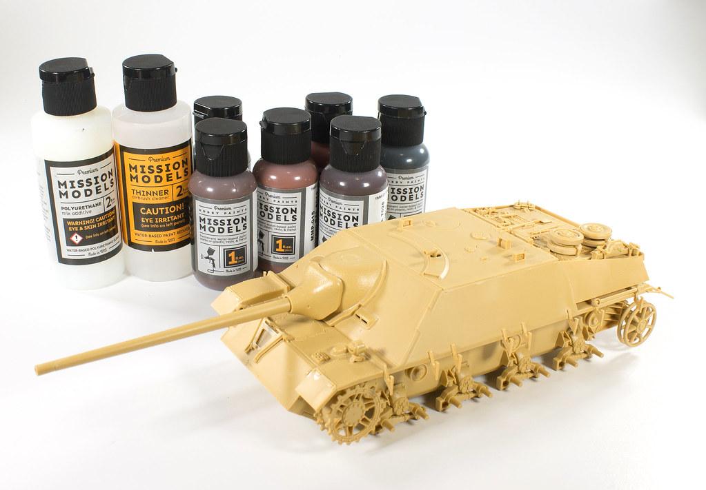 Jagdpanzer IV /70(V) Lang - KiwiModeller  COM