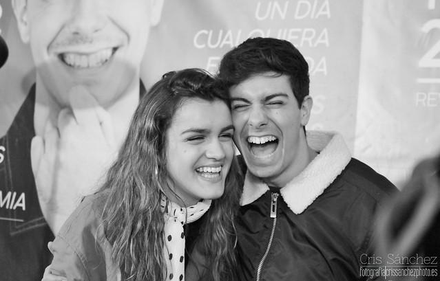 Alfred y Amaia - Firma Madrid