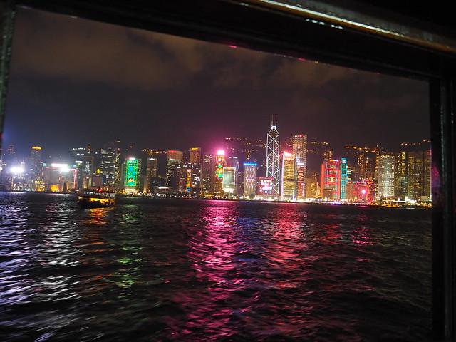 P2086008 香港スターフェリー( Star Ferry Pier/天星碼頭):チムサーチョイ(尖沙咀) 乗り方 ひめごと 香港 hongkong