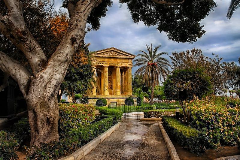 Valletta Lower Barrakka Gardens