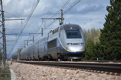 TGV Duplex - Photo of Saint-Cyr